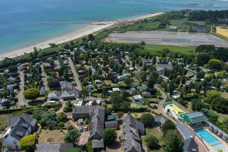 Camping La Plage, La Trinite Sur Mer