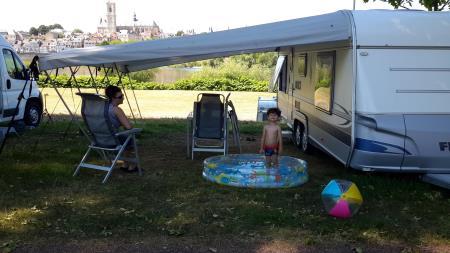 Camping de Nevers, Nevers