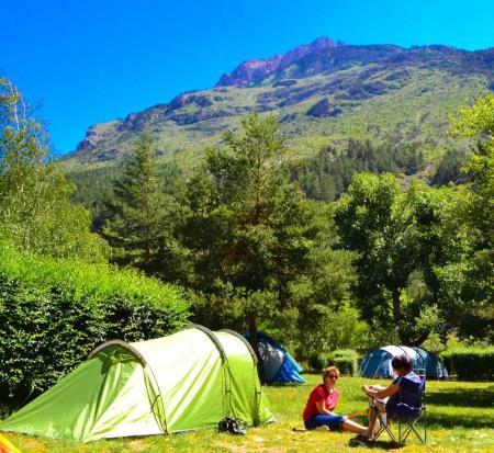 Camping Les Ecrins, L'Argentière-la-Bessée