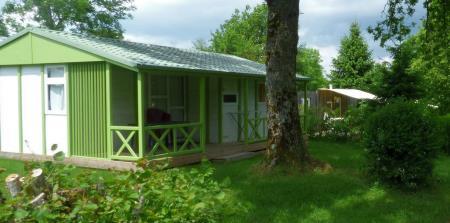 Camping Les Genêts, Ouroux En Morvan