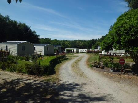 Camping Des Cerisiers, Guillac