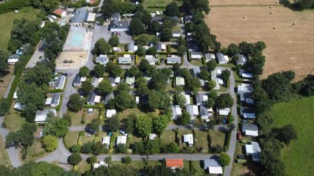 Camping La Blanche Hermine, Muzillac