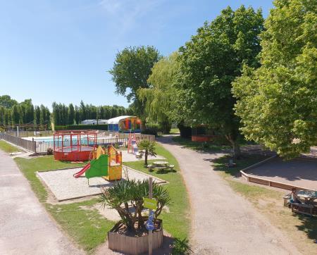 Camping L'Orée De Deauville, Vauville