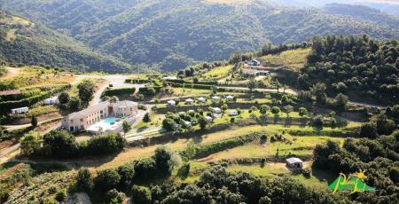 Camping Plein Sud, Boussenac