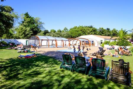 Camping L'Ile Blanche, La Flotte