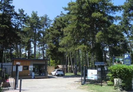 Camping Parc de la Dranse, Amphion les Bains