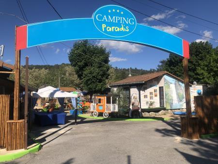 Camping Paradis Family Des Issoux, Lalevade D'Ardeche