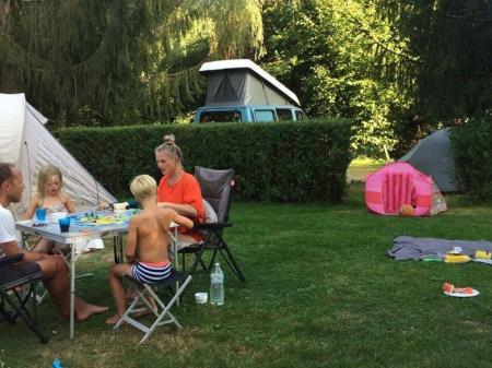 Camping Les Bains, Saint-Honoré-les-Bains