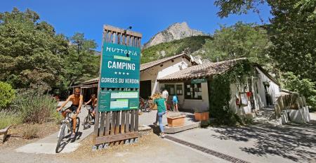 Camping Des Gorges Du Verdon, Castellane