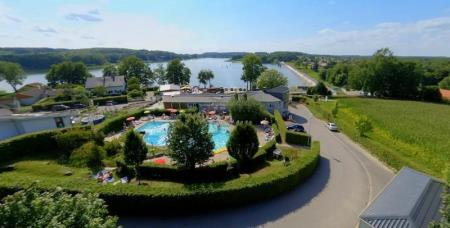 Camping Club Lac De Bouzey, Sanchey