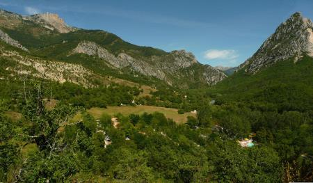 Camping Chasteuil Provence, Castellane