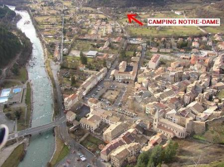 Camping Notre Dame, Castellane
