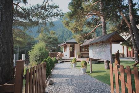 Camping Le Rioclar, Méolans-Revel