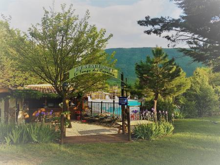Camping Le Matin Calme, Vesc