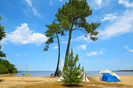 Camping Navarosse, Biscarrosse