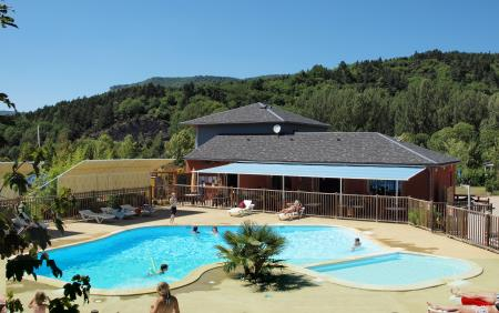 Camping La Dourbie, Saint-Jean-du-Bruel