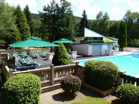 Camping De Noirrupt JP Vacances, Le Tholy