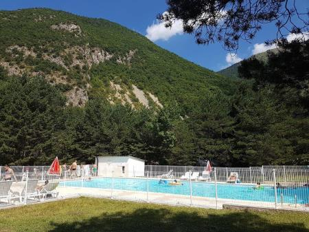 Camping Le Parc Des Sérigons, La Roche-des-Arnauds