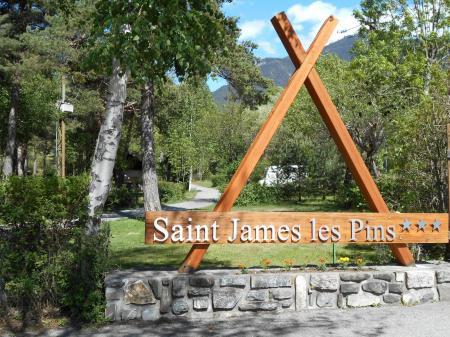 Camping Saint-James Les Pins, Guillestre