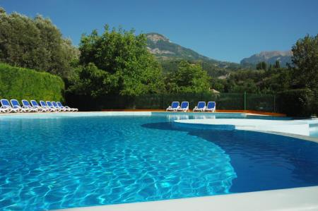 Camping Le Verger, Baratier