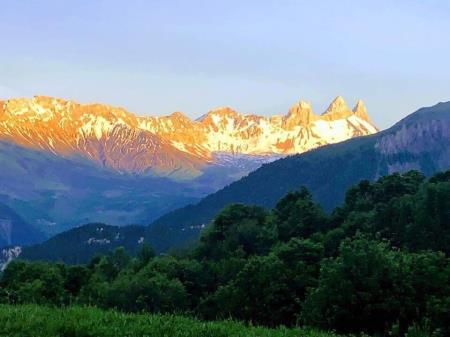 Camping Du Col, La Toussuire