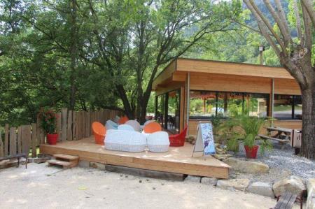 Camping Les Castors, Pierrelongue