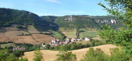 Causse Vacances, Saint Georges de Luzençon