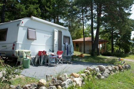 Camping Naturiste Le Haut Chandelalar, Brianconnet