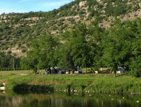 Camping Les Platanes, Rosieres