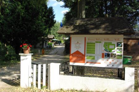 Camping Smile et Braudières, Mézières-sous-Lavardin
