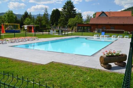Camping Les Bouleaux, Ranspach
