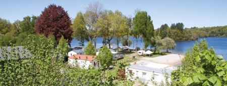 Flower Camping Le Port De Neuvic, Neuvic