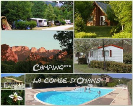 Camping La Combe D'Oyans, Rochefort-Samson