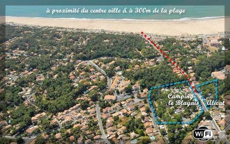Camping Le Blayais, Saint Georges De Didonne