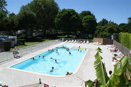 Camping Le Relax, Breuillet