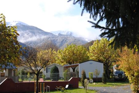 Camping La Bourie, Heches