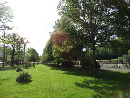 Camping a l'Ombre des Tilleuls, Peyrouse