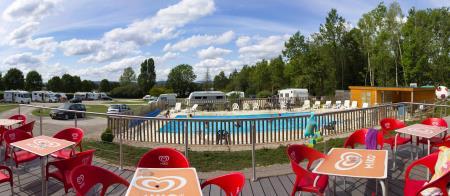 Camping Porte des Vosges, Bulgneville